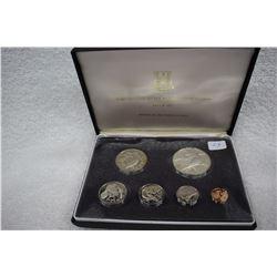 British Virgin Islands Proof Coin Set (6 Coins)