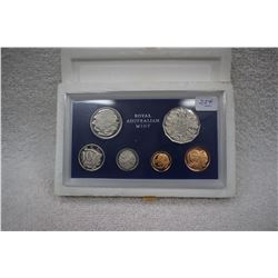 Australian Proof Coin Set (6 Coins)
