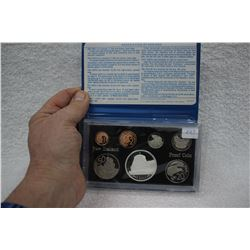 New Zealand Proof Coin Set (7 Coins)
