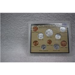Coins of the World (10)