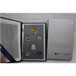 Canada Specimen Coin Set (6 Coins)