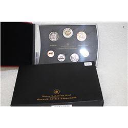 Canada Specimen Coin Set (7 Coins)