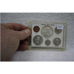 Canada Mint Coin Set (6 Coins)