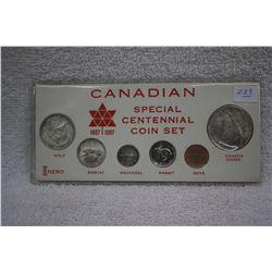 Canada Coin Set (6 Coins)