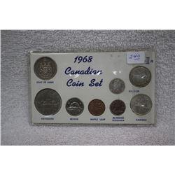Canada Coin Set (8 Coins)