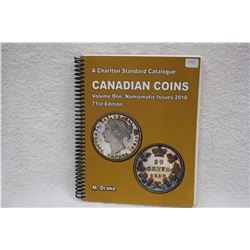 Canadian Coin Catlog by Charlton
