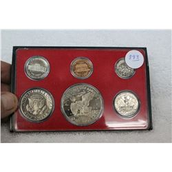 U.S.A. Proof Coin Set (6 Coins)