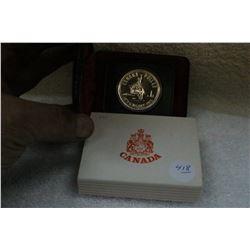 Canada Dollar Coin (1)