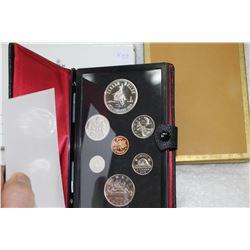 Canada Mint Coin Set (7 Coins)