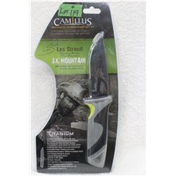 Camillus - Survival Knife - New