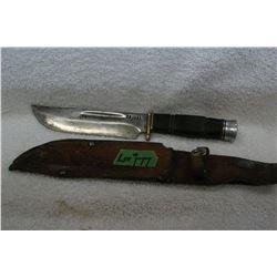"Vintage Hunting Knife - ""Frivas"""
