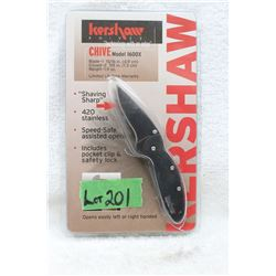 Kershaw Lock Blade - Chive - New