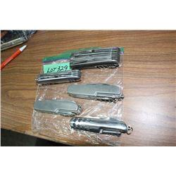 5 Multi-Purpose Knives