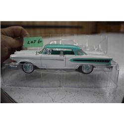 Die Cast 1958 Ford Edsel