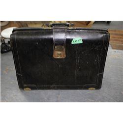 Old Genuine Cowhide Briefcase