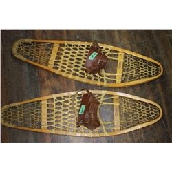 Pair of Wynn's Snowshoes with Good Harnesses - Appear to be unused