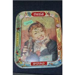 Original Coca Cola Tray
