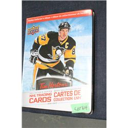 Tim Hortons Collector Series NHL Trading Cards - 2016 - 2017; In a Binder