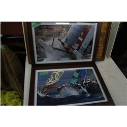 2 Sailing Regatta Prints