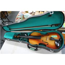 Coreli Violin & Case with Bow