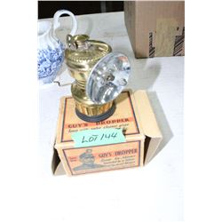 Guys Dropper Pit Lamp - In the Original Box