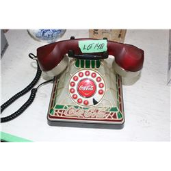 Coca Cola Push Button Phone