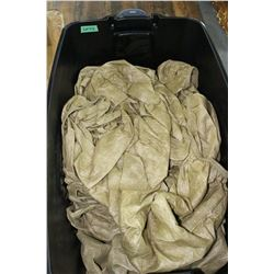 Large Brown Car Cover