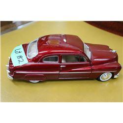 Die Cast 1949 Mercury 2 Door Coupe
