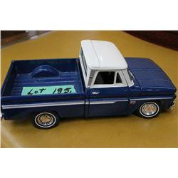 Die Cast 1966 Chevrolet C10 Pick Up
