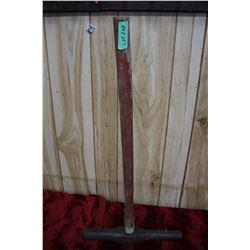 Railroad Spike Hammer
