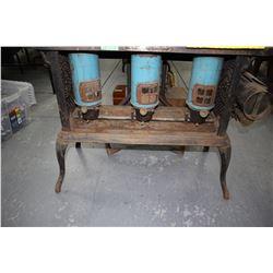 New Perfection' Kerosene 3 Burner Stove