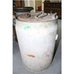 Old Gas Can with Spigot