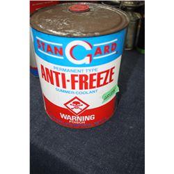 Stan Gard Antifreeze Tin