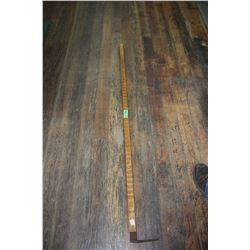 Log Scaler's Board Foot Measure