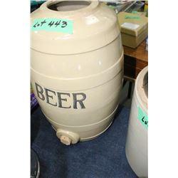 Beer Crock - No Lid