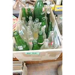 Box of 28 Collector Bottles