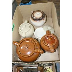 Box of Medalta Bean Pots