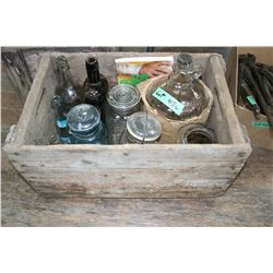Beverage Shell with Collectible Bottles & Sealers