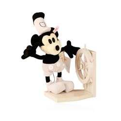 Steiff Steamboat Willie Early Mickey Mouse Made With Disney