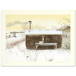 Hunter's Shack by Nelson, William