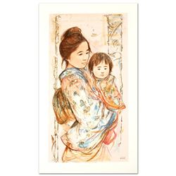 Children's Day by Hibel (1917-2014)