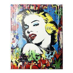 Marilyn Monroe by Rovenskaya, Nastya