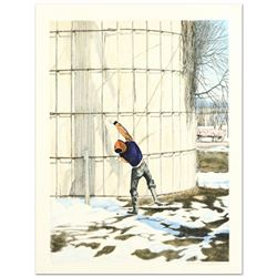 The Snowball Thrower by Nelson, William
