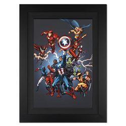 Official Handbook: Avengers 2005 by Stan Lee - Marvel Comics
