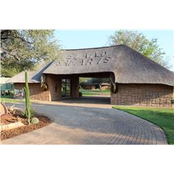 Limpopo Plains game hunt