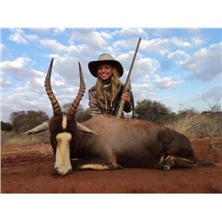 7-day South Africa, plains game Hunt