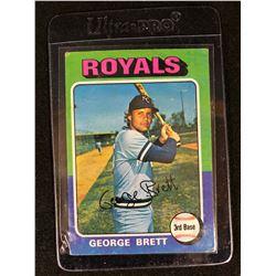 1975 TOPPS #228 GEORGE BRETT