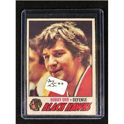 1977-78 O-PEE-CHEE #251 BOBBY ORR