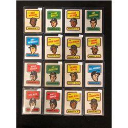 1970 TOPPS BASEBALL STORY BOOKLET LOT