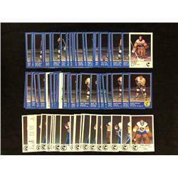 SASKATOON BLADES HOCKEY CARD LOT